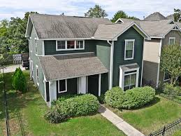 House With Black Trim Green Sage Green House With White Trim 2017