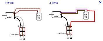 4 Wire Ac Motor Wiring Diagram Dayton Single Phase Motor Wiring Diagram