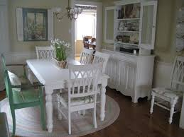 Beach House Colors Dining Room Style With Coastal Cottage Home
