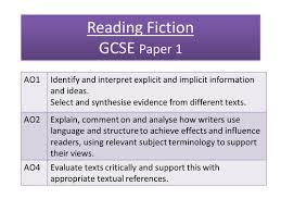 Aqa english language paper 1 past papers