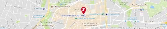 adresse frankfurt myzeil