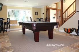 placing a pool table on a rug dk billiard service pool tables for billiard supplies orange ca