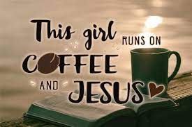 Arrange it in front of your entrance door or your back door to showcase your cool, collected style! This Girl Runs On Coffee And Jesus Mixed Media By Rebel Christians