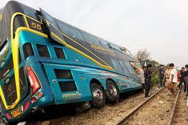 new car 2016 thaiTrain smashes into doubledecker bus in Thailand  New York Post