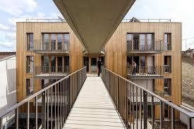 Gallery of 26 Passive Apartments / Benjamin Fleury - 10