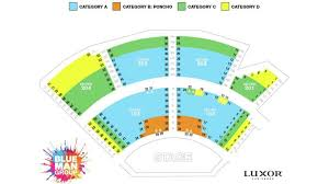 Henderson Pavilion Seating Chart What Are The Best Seats For Blue Man Group Las Vegas