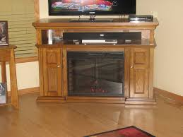 pasadena 28 electric fireplace entertainment center in premium oak
