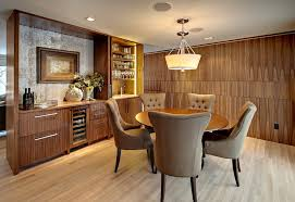 Dining room wall units Furniture Dining Table With Buffet Cabinet Designtrends 25 Dining Room Cabinet Designs Decorating Ideas Design Trends