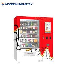 Wifi Vending Machine Price Simple China Self Small Price Automatic Business WiFi Vending Machine