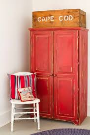 painted red furniture. out of sight and smell painted cabinetpainted furniturered red furniture