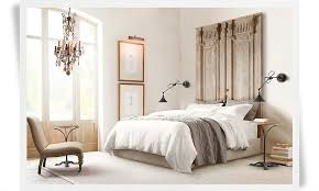 Master Bedroom · RESTORATION HARDWARE ...
