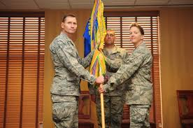 355th Civil Engineer Squadron changes command