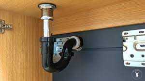 bathroom sink plumbing installation