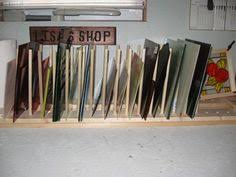 Studio Glass | NCPAROLELADY  Stained Glass  Art Studio SpacesGlass  RackStorage ...