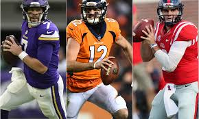 Nfl Denver Broncos Updated Qb Depth Chart After Case
