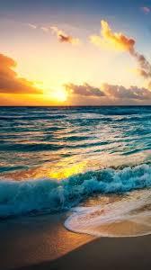 iphone 6 wallpaper beach. Brilliant Beach HD Lock Screen  The Beach At Sunset IPhone 6 Wallpaper Inside Iphone Beach D