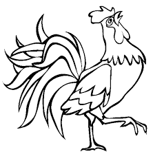 Small Picture Printable Rooster Colori Superb Rooster Coloring Page Coloring