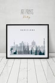 Small Picture Indianapolis print travel poster Wall art Vintage style print