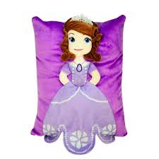 Sofia The First Bedroom Furniture Disney Jr Sofia The First Toddler Decorative Pillow 11 X 15