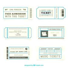 Admission Ticket Template Free Download Concert Ticket Template Free Download Concert Ticket Template Free