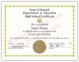 High School Deploma Buy Fake High School Diplomas Degrees And Transcripts At 79
