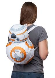 This Star Wars BB-8 <b>Backpack</b> Buddy is ready to hold all your stuff ...