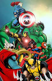Avengers Animated Wallpaper posted by ...