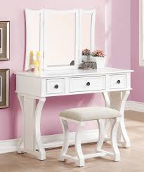 white desk with drawers and mirror. Delighful And Dulce Makeup Desk In Black Green White  To With Drawers And Mirror H