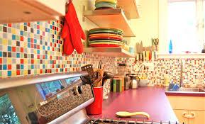 Bright Colored Kitchen Rugs Kitchen Room Fashinable Kitchen Rug Five Round Crochet Kitchen