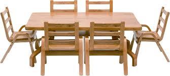 preschool table. NaturalWood 20\ Preschool Table