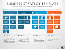 Buisness Strategy Business Strategy Template