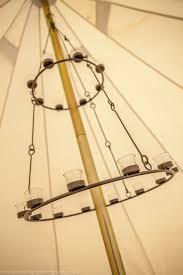 Details Zu Teelicht Kronleuchter Doppel Lagen Von Bell Tent Boutique