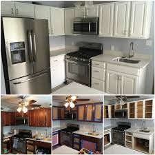 Funky Kitchen Cabinets Cabinet Refinishing Kennedy Painting