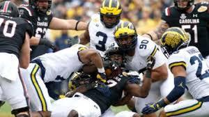 Michigan Football Depth Chart Michigan Football An Early Look At Unofficial 2018 Depth