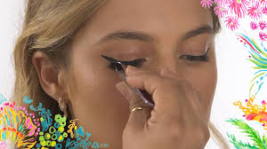 how to get lilly pulitzer s beachy makeup look