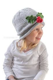 You can use this pattern for many knit works like blankets or cardigans. Jolly Holly Hat Knitting Pattern Little Red Window
