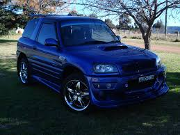 Sassyrav 1999 Toyota RAV4 Specs, Photos, Modification Info at ...