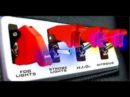 Highest quality <b>racing</b> style illuminated <b>rocker switches</b> are here ...