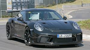 2018 Porsche 911 GT3 RS Review - Top Speed