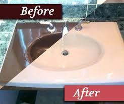 sink refinishing richmond