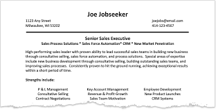 This section will likely push your resume beyond one page  so you will have to be comfortable with that  This is common on resumes for executive and     JobsInRacine com   Resources    JobsInRacine com