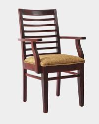 outdoor wooden chairs with arms. Delighful Wooden Wooden Cushion Chair With Arms Outdoor Chairs