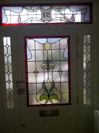 edwardian stained glass ed107