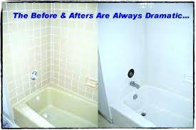 repairing porcelain tubs bathtub porcelain tub repair kit best touch up quick fix