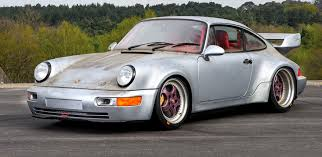 Forgotten 1993 Porsche 911 Carrera RSR for sale with only 6 miles