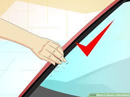 image titled repair a windshield step 2