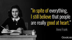 25 Anne Frank Quotes That Will Restore Your Hope