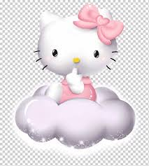 You can even make the most of her company on your computer thanks to hello kitty wallpaper. Hello Kitty On Cloud Illustration Hello Kitty Computer Icons Hello Desktop Hello Kitty Icon Miscellaneous Television Carnivoran Png Klipartz
