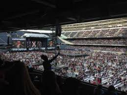 One Direction Soldier Field Seating Chart Soldier Field Section 231 Home Of Chicago Bears