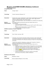 Amazing J2ee Architect Resume Contemporary - Simple resume Office .